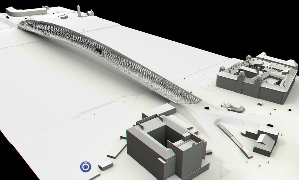 Miroslav Strigáč | MyoTension Bridge _ Experimental bridge Bratislava_Diploma project