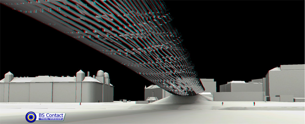 Miroslav Strigáč | MyoTension Bridge _ Experimental bridge Bratislava_Diploma project