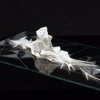 Nina Hedwic Housková: Palác umění