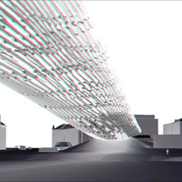 Miroslav Strigáč: MyoTension Bridge _ Experimental bridge Bratislava_Diploma project