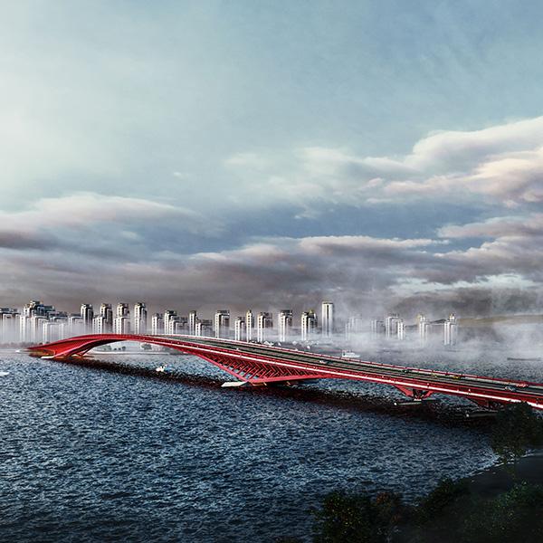 Miroslav Hlava | Danjiang Bridge