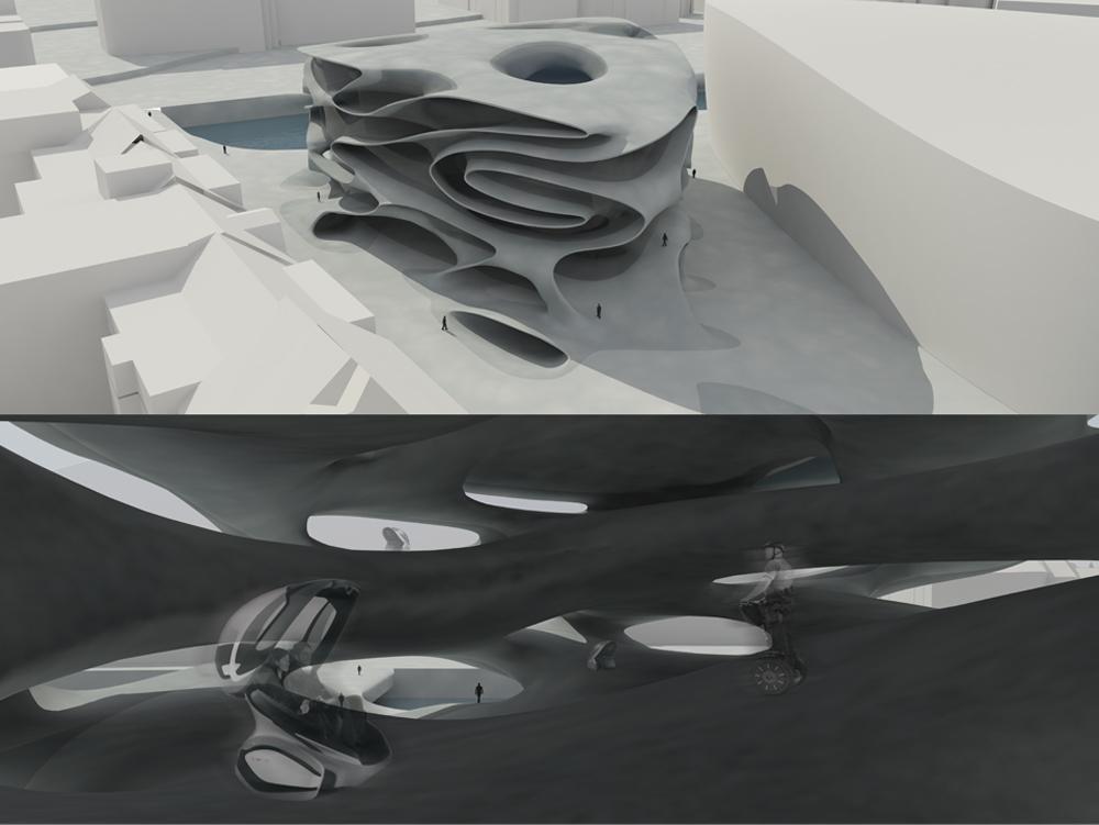 Michal Bednář | Block01~LiquidZooid
