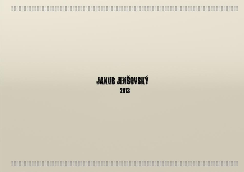 Jakub Jenšovský | d(ReaL)m