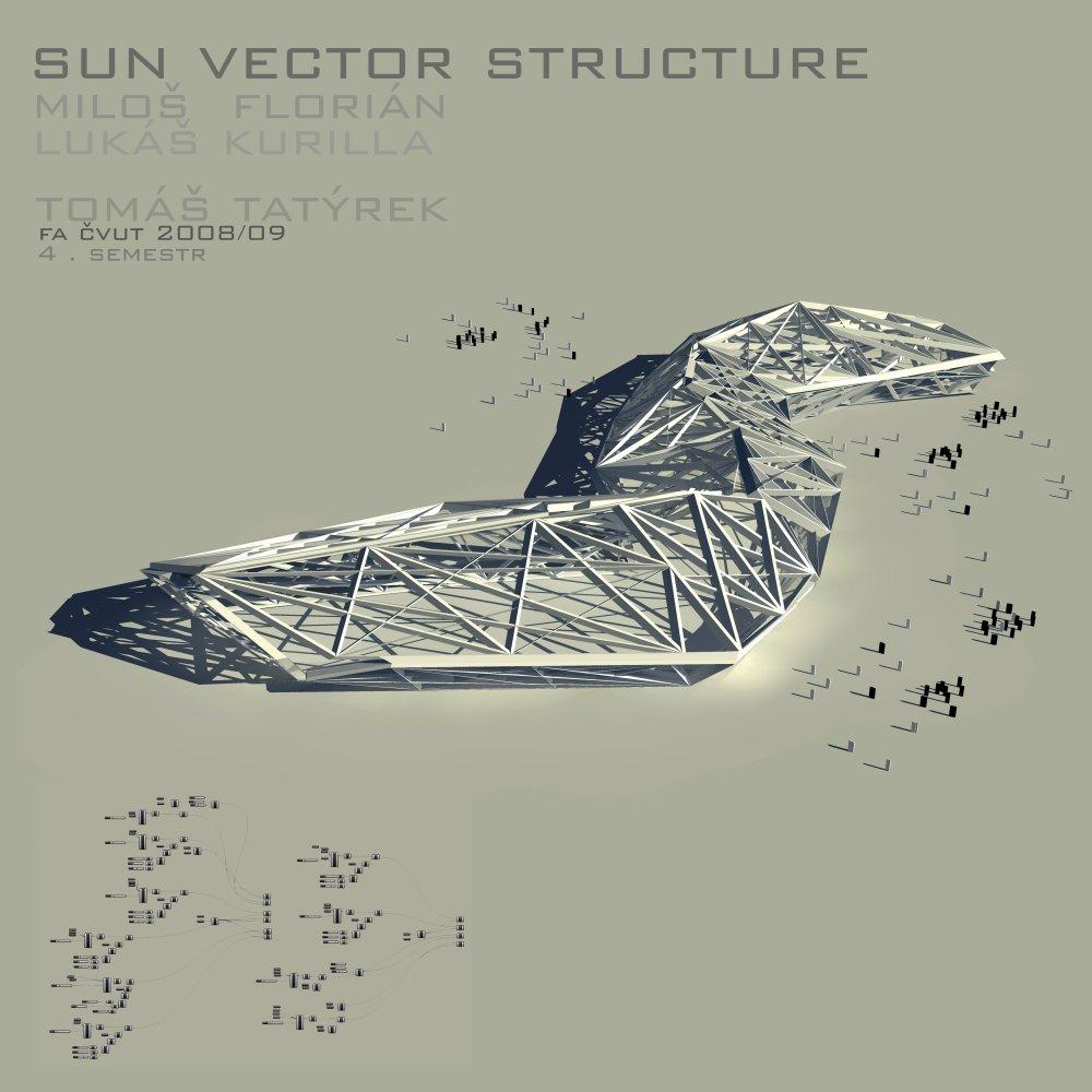 Tomáš Tatýrek   Sun Vector Structure