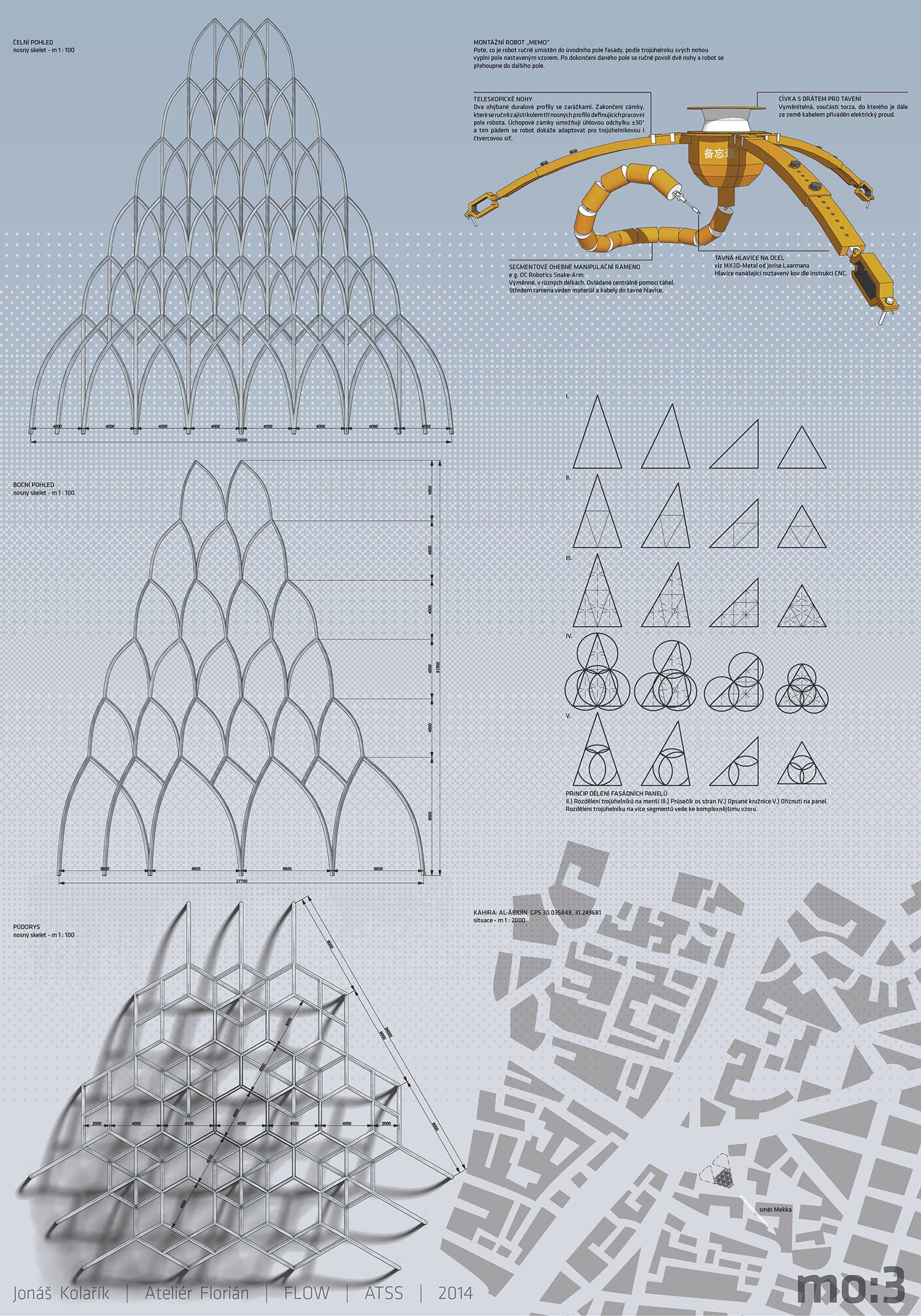 Jonáš Kolařík | Mešita / Káhira