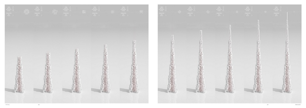 Etienne Eve | Vertical City
