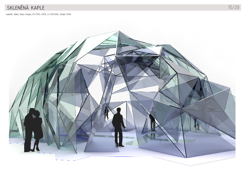 Lubomír Ježek | Glass Chapel