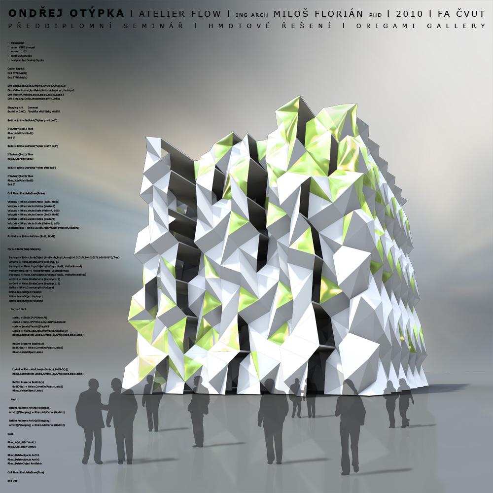 Ondřej Otýpka | Origami Gallery