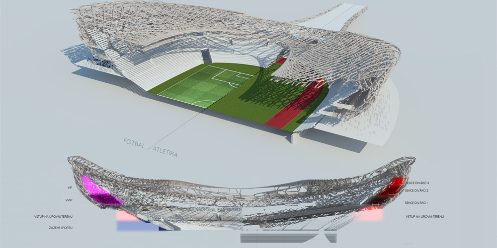 Jan Gašpárek | Growing Stadium