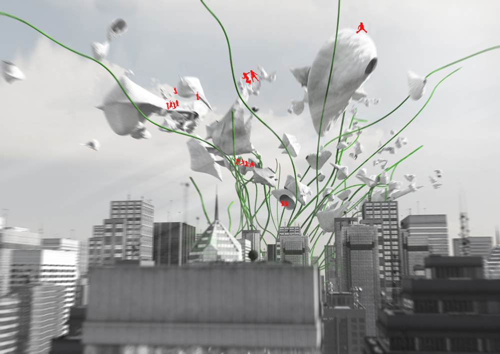 Markéta Gebrian, Jindřich Ráftl | Smart Structures in Virtual Reality: Social VR Spaces