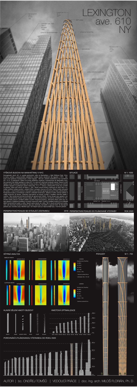 Ondřej Tomšů | Výšková budova na Manhattanu v NYC