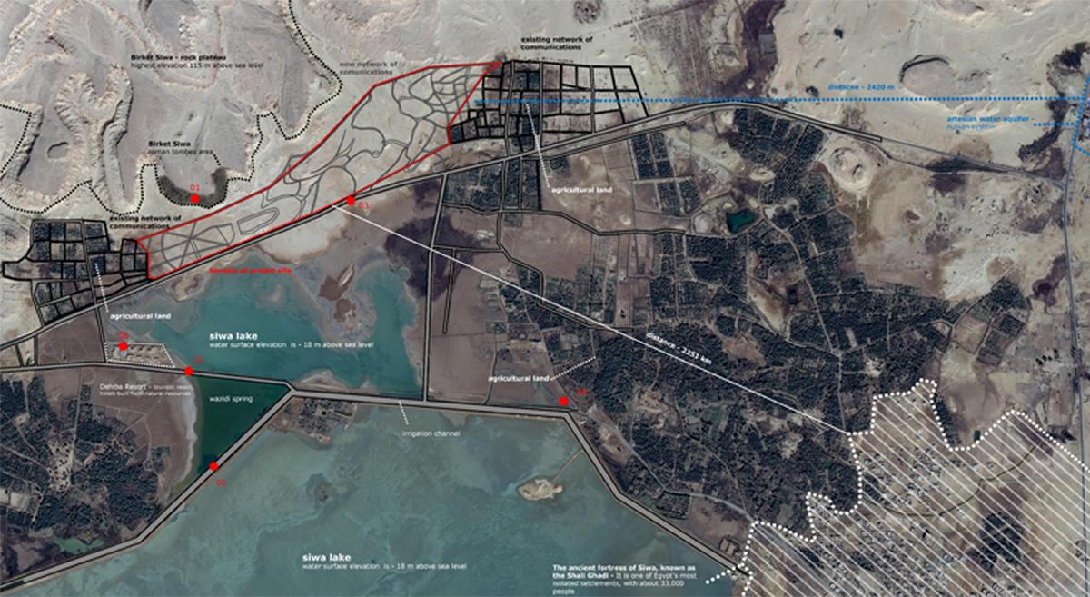 Jakub Fišera | Desert habitat Siwa Oasis
