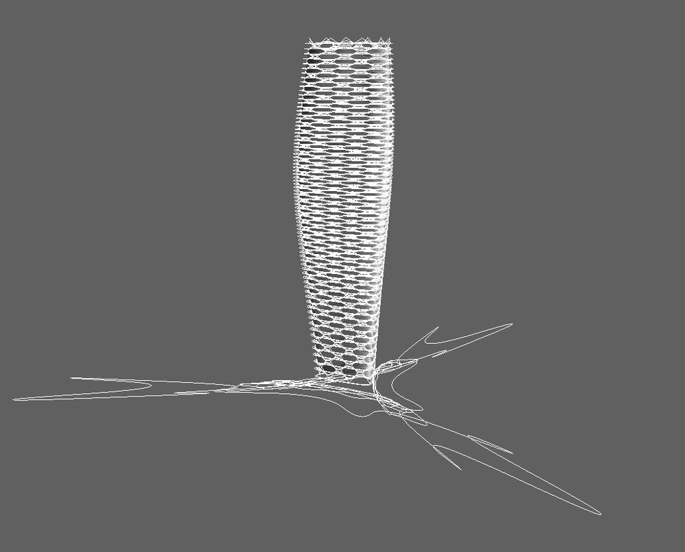 Ondřej Otýpka | Tensegrity Tower