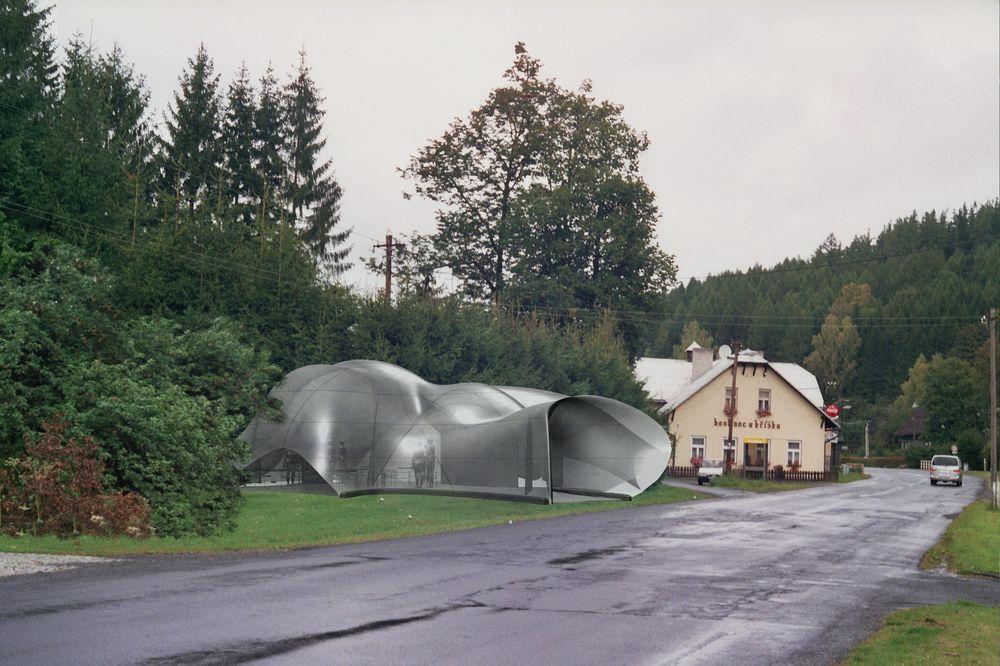 Marek Růžička | InfoSculpture Jeseníky