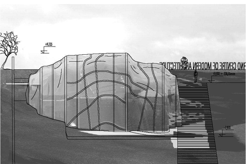 Martin Kulštejn | Centrum moderní architektury v Brně