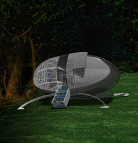 Michael Zulueta: Carbon Composite House
