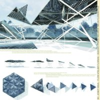 Josef Musil: Tensegrity pavilon