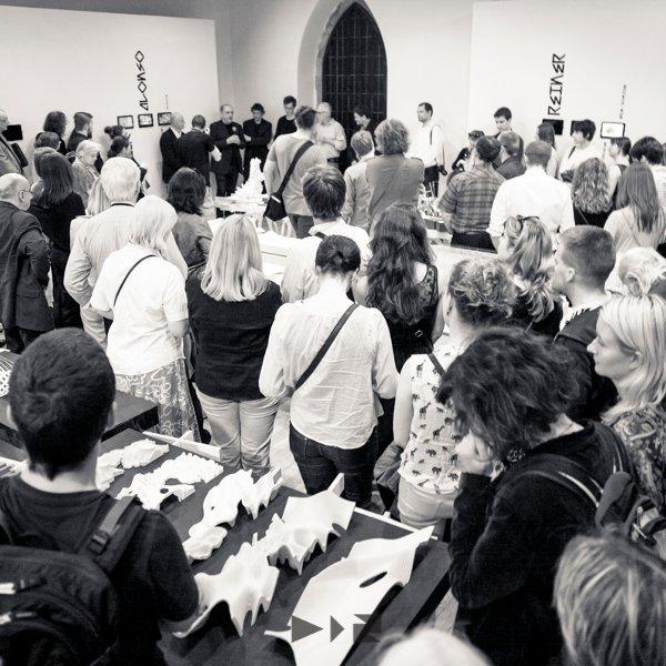 Bienále experimentální architektury | Galerie Jaroslava Frágnera