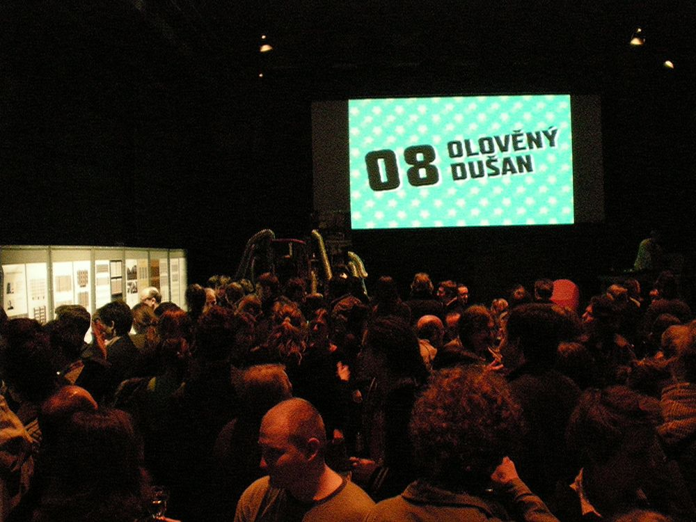 Olověný Dušan | La Fabrik