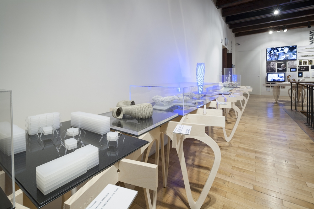 Bienále experimentální architektury | Gelarie Jaroslava Fragnera
