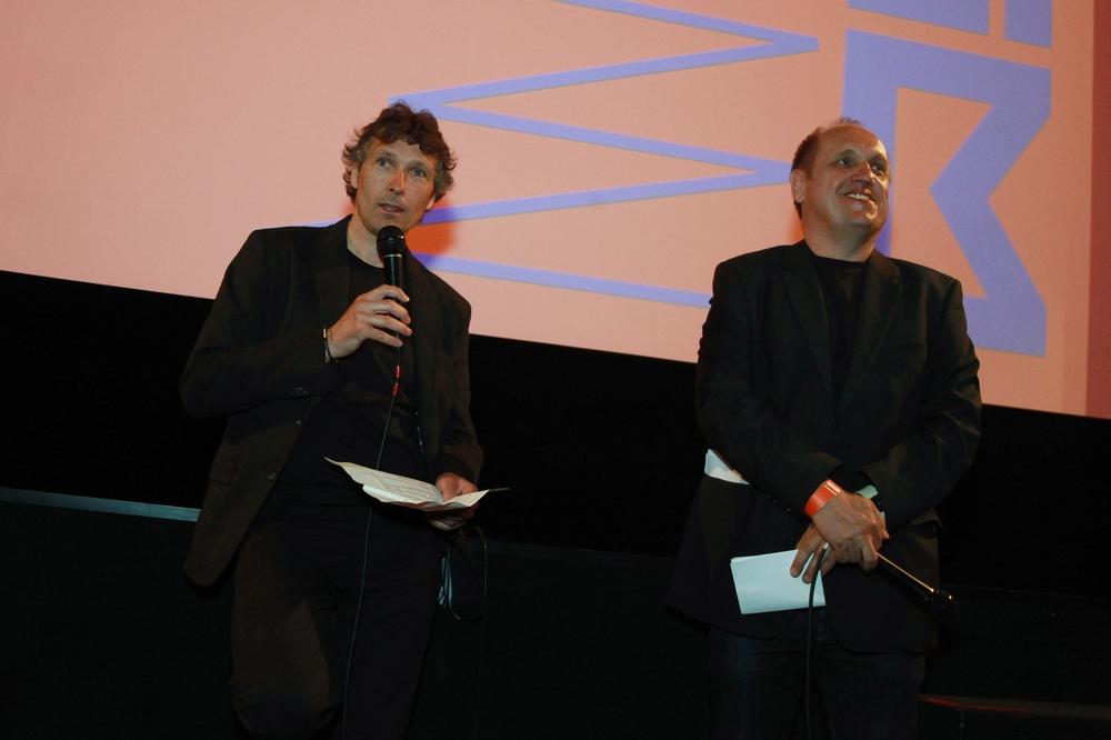 Sympozium Bienále experimentální architektury | Kino Světozor