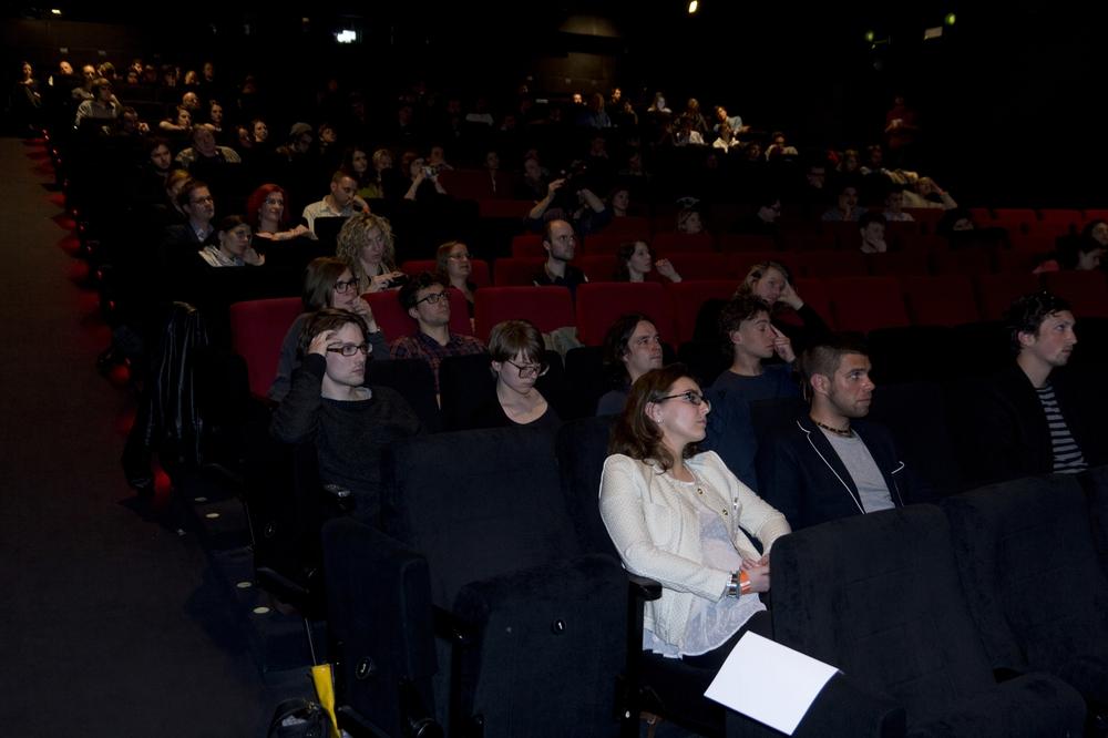 Sympozium Bienále experimentální architektury   Kino Světozor