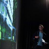 Sympozium Bienále experimentální architektury: Kino Světozor